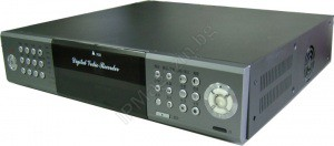 CY-D3016A sixteen channel, digital video recorder, 16 channel DVR