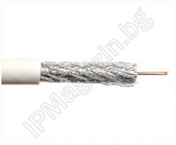 RG 6 white cable - 305m