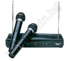 AK-8 - a set of wireless microphones in