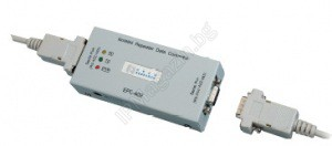 EPC-402 - communication converter, RS-232 to RS-422, RS-232 to RS485