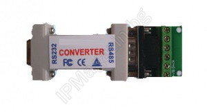 IP232-485 - Converter, RS232 to RS485, interface