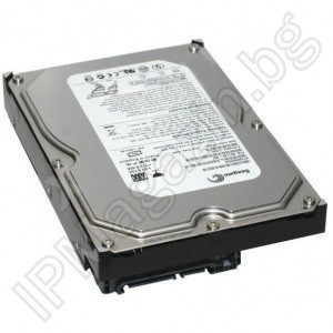 HDD, 4TB, SATA 24/7, for DVR