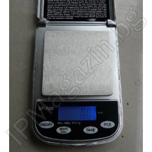 SF-700 - electronic scale, up to 100gr