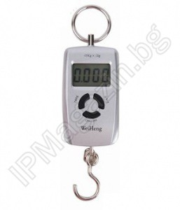 WH-A05 - electronic, scale, weighing, up to 10kg