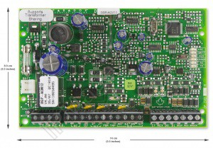 PARADOX ACM12 - 4 wire, access control module