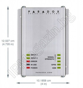 PARADOX PCS300-P2C - IP, универсален, комуникационен модул