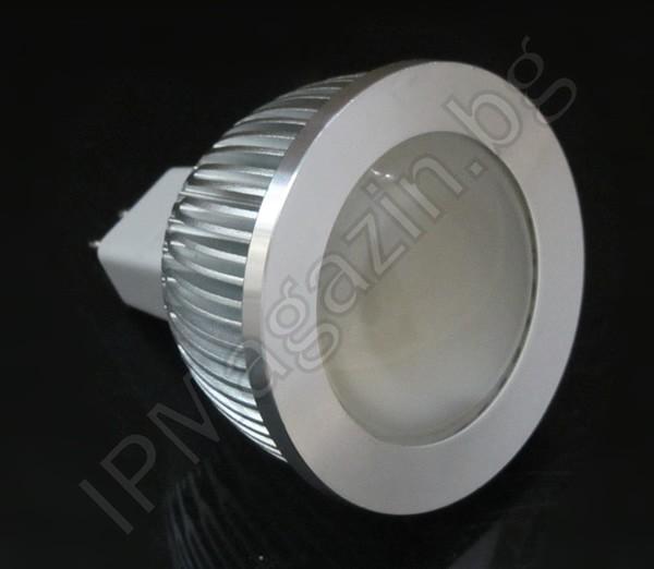 Lamp Fret 5w Cob Diffused Diode 220v Mr16 White