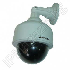 IP-FC007 - False, butaphoric, immitting dome high-speed camera for CCTV