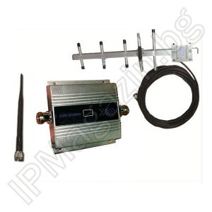 Amplifier for GSM signal (GSM Repeater) to 500 m2