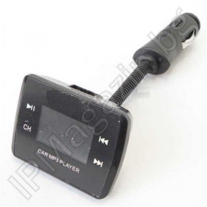 "1.4"" LCD MP3 Player FM Transmitter с дистанционно - USB/SD Card"