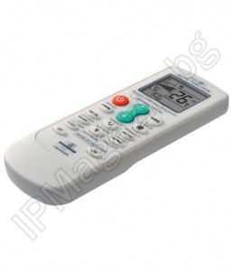 K-830ES - universal, remote control, air conditioning