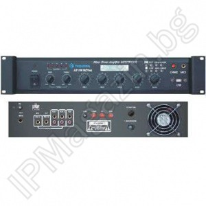 AP-1000M - 360W, 5 inputs, with built-in RF tuner, USB, MP3 player, Mixer Amplifier