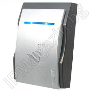 PXR-62E / T - Wiegand 26, bit interface, 15cm, external mounting RFID 125kHz, non-contact reader