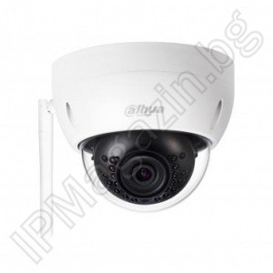 IPC-HDBW1320E-W-0280B - 2.8mm, 20m, external mount, dome, 3MP 1080P WiFi, wireless, IP surveillance camera, DAHUA