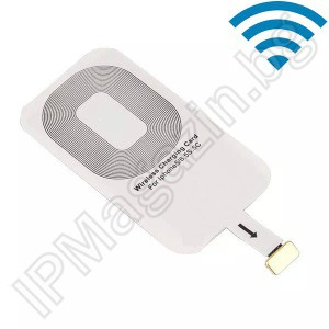 WiFi, wireless, receiver, wireless charging, for iPhone 6, 6S, 5, 5S, 5C