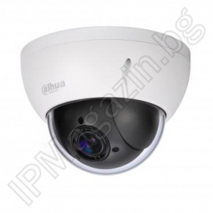 DH-SD22204T-GN - 2.7-11mm, 4x, external mounting, 2MP, 1080P PTZ, IP camera, DAHUA