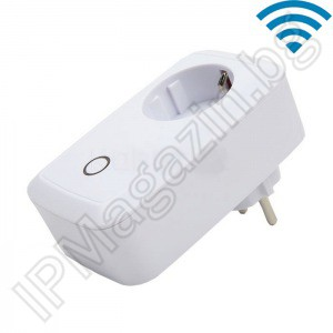 WiFi, Wireless, IP Module, Contact Management, Via Phone, Mobile Application, Smart Contact