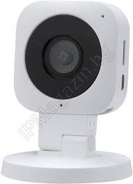 IPC-C10 - 3.3mm, 5m, internal mounting, cube, 1MP 720P WiFi, wireless, IP surveillance camera, DAHUA
