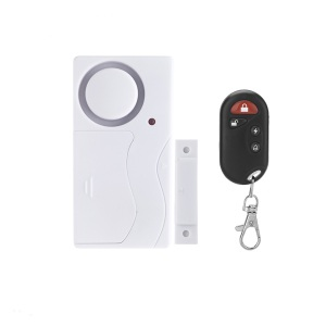 IP-AP024 - wireless, door alarm, 1 MKK, door sensor, 1 remote
