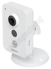 IPC-K35-LTE-HW821 - 2.8mm, 10m, internal mounting, cube, 3MP 1520P WiFi, wireless, IP surveillance camera, LTE, 4G, 3G, DAHUA