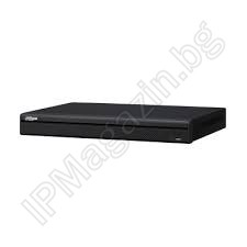 NVR5464-4KS2 - 64 channels, H.265, 12MP Professional Series, Network Recorder, NVR, DAHUA