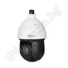 SD49412T-HN - 4.8-120mm, 100m, 12x, external mounting, 4MP, 1080P PTZ, IP camera, DAHUA