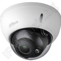 IPC-HDBW5631R-ZE - 2.7-13.5mm, 50m, external mounting, dome 6Mpix 2048P, IP Surveillance Camera, DAHUA, PRO SERIES