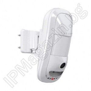 PARADOX HD78F - Intelligent Motion Detector, Built-in IP HD Camera