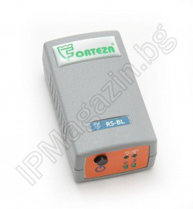 RS-BL - universal converter, RS-485 to USB, Bluetooth, for Forteza FMC, and TRIBO series