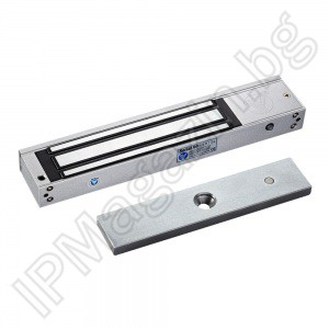YM-280 (LED) -DS - electromagnetic, locking mechanism, surface mounting, up to 280kg