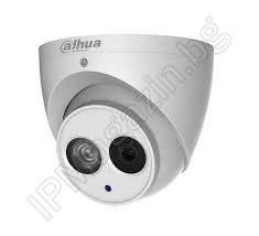 IPC-HDW4831EM-ASE-0280B - 2.8mm, 50m, external mounting, dome 8Mpix 2048P IP camera DAHUA PRO SERIES