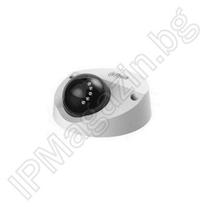 IPC-HDBW4231F-M12-0280B - 2.8m, 20m, external mount, 2MP 1080P, IP mobile, dome camera DAHUA