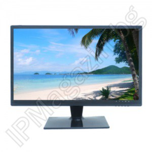 "LM18-L100 - 18.5 "", HD, LED, LCD professional monitor for video surveillance, DAHUA, 24/7"