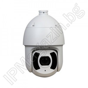SD6CE230U-HNI - 4.5-135mm, 200m, 30x, external mounting, 2MP, 1080P PTZ, IP camera, DAHUA