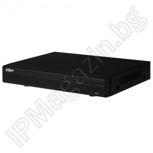 XVR5232AN-X - 32 channel, 32 chambers, pentabrill 1080P (2.4Mpix), NON-REALTIME, HDCVI, digital video recorder, DVR DAHUA
