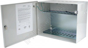 PRO22ENC1 - Cabinet, wall mounting, 9 slots for master and slave controllers HONEYWELL