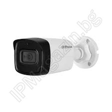 HAC-HFW1200TL-0360B-S4 DIP - 3.6mm, 40m, outdoor installation, bullet 2MP 1080P Full HD, HDCVI, Surveillance Camera, DAHUA, LITE SERIES