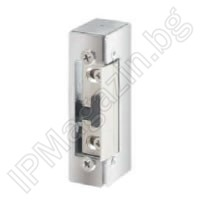50 ADF-412 - electric, striking, for heavy doors, and intense load, Fail-secure, unlocks under voltage up to 800kg