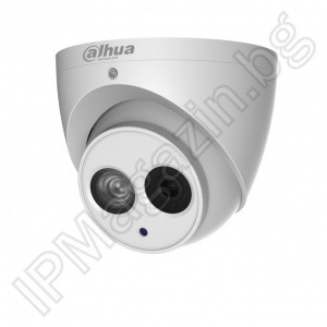 IPC-HDW4231EM-ASE-0360B - 3.6mm, 50m, external mounting, dome 2Mpix 1080P FullHD, IP Surveillance Camera, DAHUA, PRO SERIES