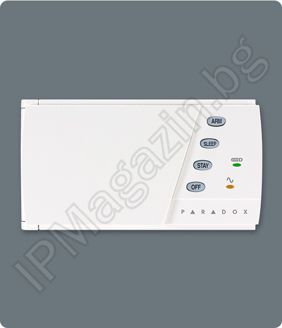 PARADOX K636 wired 10-Zone LED Keypad